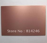 Best  price  10pcs  FR4 Blank Copper Clad Circuit Board Single Side 10x15cm PCB 1.5~1.6MM