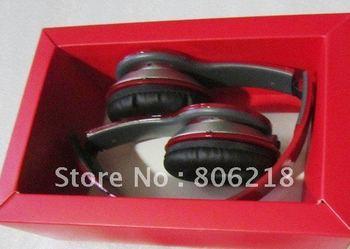 2012 New Fashion Portable Headset High Resolution Sound High Quality HD Headphones Mini Earphone With Brand  Retail Box