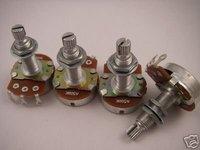 500 Long Shaft Audio 500K Pot for G.L.P Parts