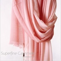 2012 new arrival   superfine cashmere shawl scarf   ultralarge ring goatswool 40s-80s cashmere scarf cape dual