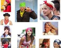 Wholesale 50pcs 2014 NEW Men Summer Hood Scarves Masks Women Spring Headband Mens Autumn Head Bands Womens Balaclava Tube Scarf