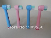 Eletric toothbrush head ,FREE SHIPPING by DHL, 4 in a pack