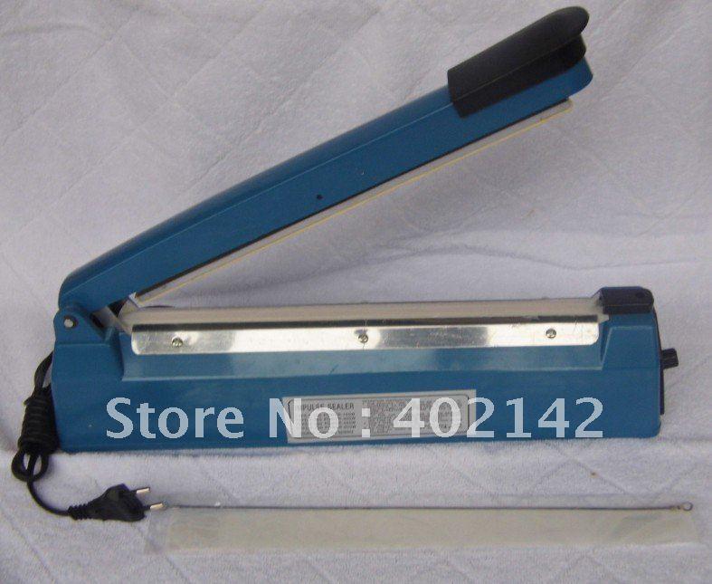 PFS-300 Hand inpulse Sealer ,Plastic Bag Sealer,Maximium Sealing length:300mm WITH GIFT(China (Mainland))