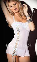 Женские ночные сорочки и Рубашки Pad Bling + g/string, NA2476