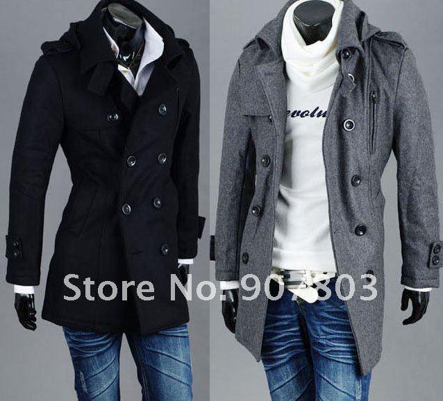 Black Coat Jacket