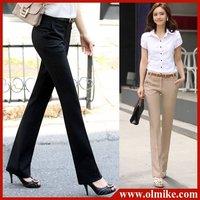 Free shipping Promotion Hot sale LADIES' fashion pants,WOMEN'S casual OL trousers elegant clothing wear long cotton Pants WP006
