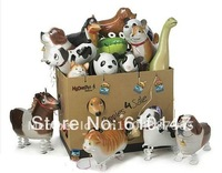 Воздушный шар 20pcs/lot my own pet balloon Penguin walking balloon walking animal balloon