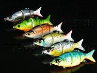 Promotion!! 10Pcs 100mm 12g Swim Baits Swimbaits Fishing Lure Hard Lure Baits