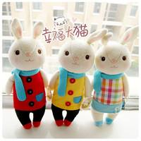 2012 ! metoo lamy rabbit lovers rabbit plush toy doll gift child gift ,Free shipping