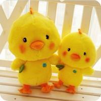 2012 small chicken small chicken parent-child lovers chicken baby plush toy doll dolls