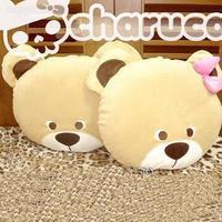 Easy bear pillow plush toy nap pillow girls doll birthday gift