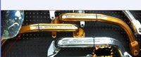 Боковые зеркала и Аксессуары для мотоцикла 1994 VFR750F import black mirror rearview mirror2012090806565521