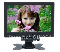 7 inch car  tv  monitor with new led 16:9 wide panel +  DHL free shipping