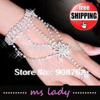 Factory Price New Fashion Bracelet Jewelry Hot Wholsale Cross connecting bracelet punk 30pcs/lot HK Airmail Free Shipping