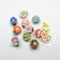 Nail art jewelry DIY ceramic 3 d joker belt drill solid flower suit nail polish furnishing handmade