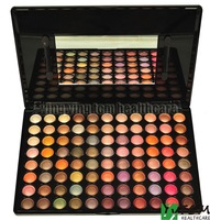 wholesale 88 colosr eye shadow power / eyeshadow neutral nude palette Makeup 5# hot good quality