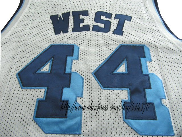 # 44 - Los Angeles - West - basketball clothes(China (Mainland))