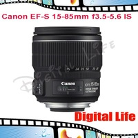 Canon EF-S 15-85mm f3.5-5.6 IS USM Lens for Canon Digital SLR Cameras