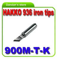 soldering iron tip 900M-T-K for  HAKKO 936  promotion price  20pcs/lot
