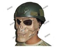 M02 Skull Warrior Mask/second generation/Army Full Face Mask(M02-FK-TAN)