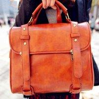 Free shipping , 2012 Kroean Fashion  vintage bag , woman's handbag, shoulder bag , ladies leather bag