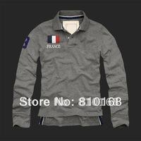2014 New Casual Men's long t Shirt Stylish Coat Slim Long Sleeve t shirts !