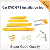 Plastic Demolition tools, Home Incidental Tool Kit, Car/Vehicle tool set to remove Audio System