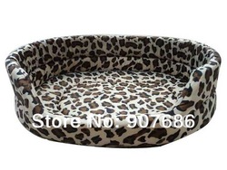 Supplies pet dog bed and house store nest Luxury warm round free shipping #3287(China (Mainland))