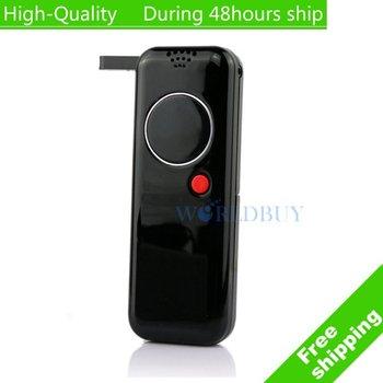 High Quality LCD Police Digital Breath Alcohol Tester Breathalyzer Free Shipping UPS DHL EMS CPAM