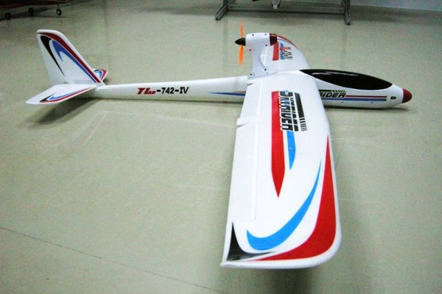 New arrival 200cm 2.4Ghz 6CH 3D Aerobatic EPO radio remote control glider r/c rc airplane model plane aircraft skirider TW742-4(China (Mainland))
