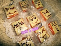 Free Shipping/New Cute cartoon small Face Toast squishy charm / mobile phone strap Pendant / Wholesale