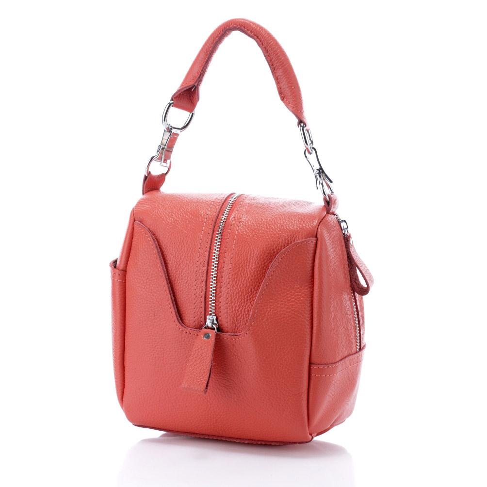 Bolsa Feminina De Couro Genuino : Couro genu?no moda feminina bolsa de vaca