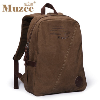 Free Shipping The new Korean shoulders schoolbags Men's Casual shoulders travel bag