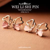Серьги-гвоздики 10%OFF E2139 accessories full rhinestone sparkling earing brief elegant stud earring