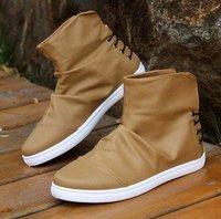 Обувь на плоской платформе