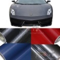 Free shipping Car sticker supplies color carbon fiber paper adornment paster body without film wholesale and retail