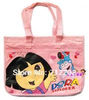 Free shipping Dora bag mother shopping bag debris  oxford bag shoulder  Oxford cloth Messenger fashion