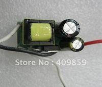 Free shipping!!!30pcs/lot E27/GU10 led driver 5*1W  led lighting transformer Led power no waterproof L011-30