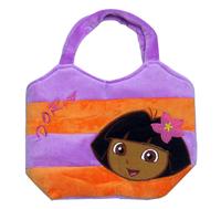 Free shipping 2012 autumn fashion female child small bags dora small bag handbag child candy color small leisure  bag cartoon