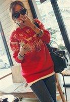 нет на складе»! Новый полосатый v-образным вырезом длинный рукав кардиган свитер жакет пиджаки 0077