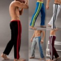 NEW Men Sexy Long Sports Pants (Five COLORS) Size S / M / L / XL(China (Mainland))