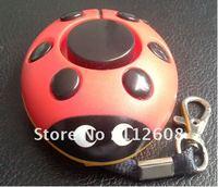 Free shipping High decibel Personal alarm for woman safeguarding!