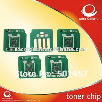 Manufacture OEM Smart Color Reset Toner Cartridge Chip refilled for DELL C5130cdn Laser Printer