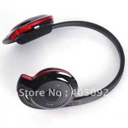 free shipping OEM BH503 Stereo Bluetooth Wireless Headset Headphone(China (Mainland))