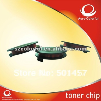 Manufacture compatible Color smart Reset Toner Cartridge Chip refilled for DELL 3100cn K/M/Y/C made in China