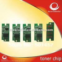 Manufacture Laser printer Smart Color reset cartridge refilled toner chip for DELL 1250 1250c 1350 1350cnw 1355cn 13355cnw