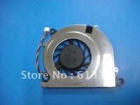 New  Laptop CPU  Cooling Fan For MSI  U90 U100 U110 U120 U130   6010L05F PF3   DC5V  0.35A
