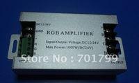 500W(DC12V)/1000W(DC24) output led RGB amplifier,DC12-24V input