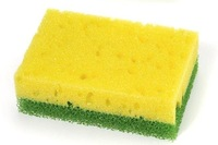 Filter sponge algae cotton washing brush cleaning brush