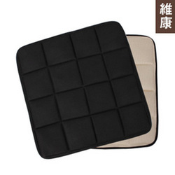 Conentional car bamboo cushion car cushion bamboo flavor purify air care seat thick black meters(China (Mainland))